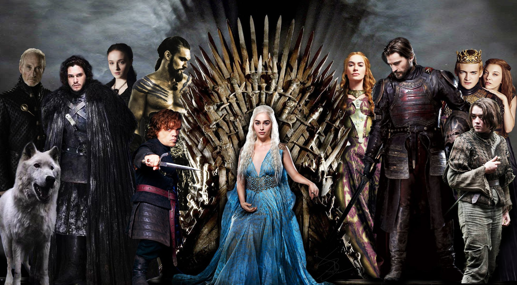 Game Of Thrones Wallpaper By 21jessica93 On Deviantart Game Of Thrones Figures Game Of Thrones S7 Seasons