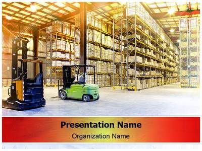 Warehouse Powerpoint Template is one of the best PowerPoint