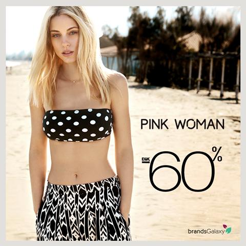 60d90f51f64c Νεανικά ρούχα Pink Woman για καλοκαιρινές εμφανίσεις με έκπτωση έως ...