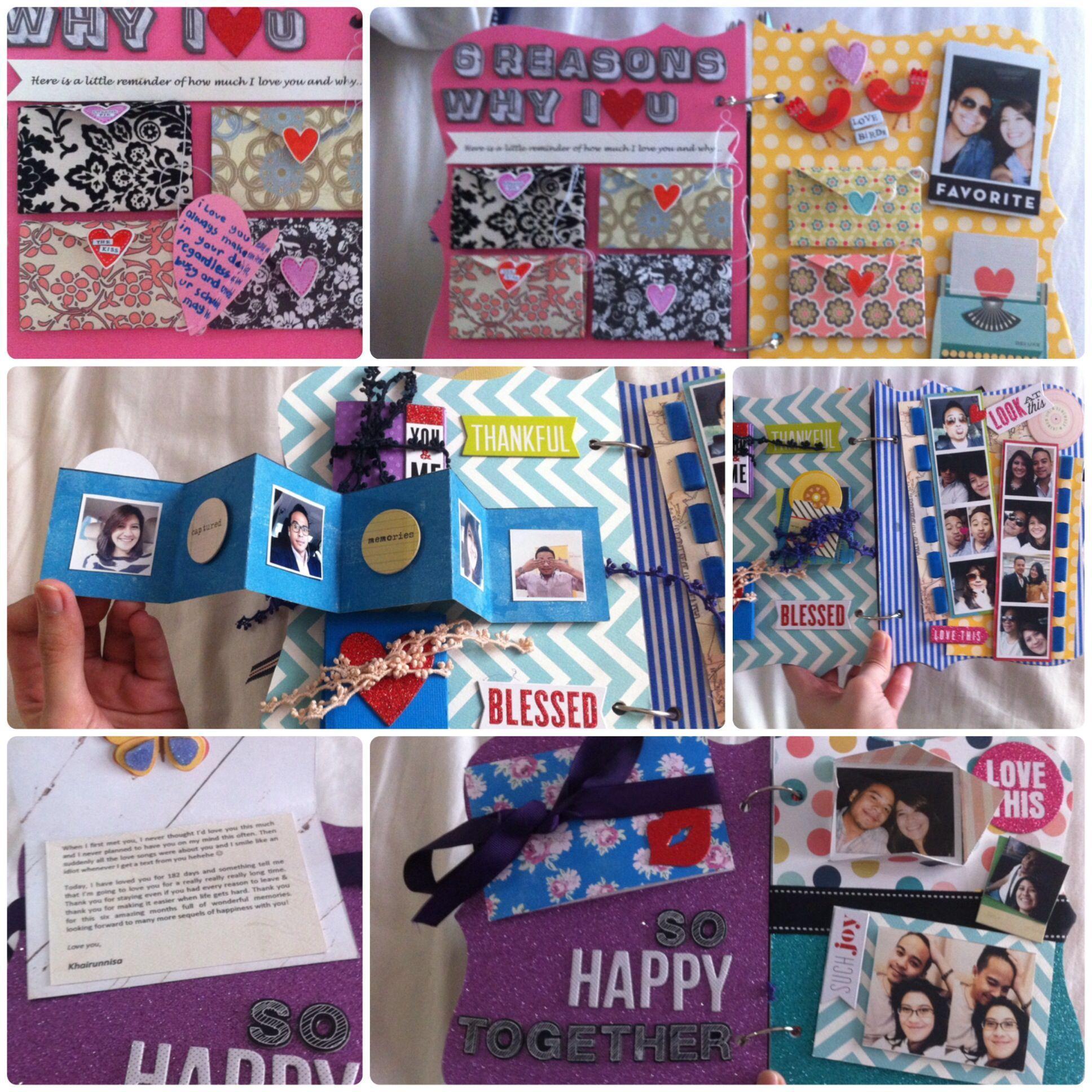 37 Creative Picture Of Love Scrapbook Boyfriend Love Scrapbook