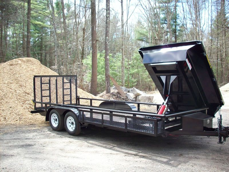 Brilliant for landscape maintenance. Landscape trailers