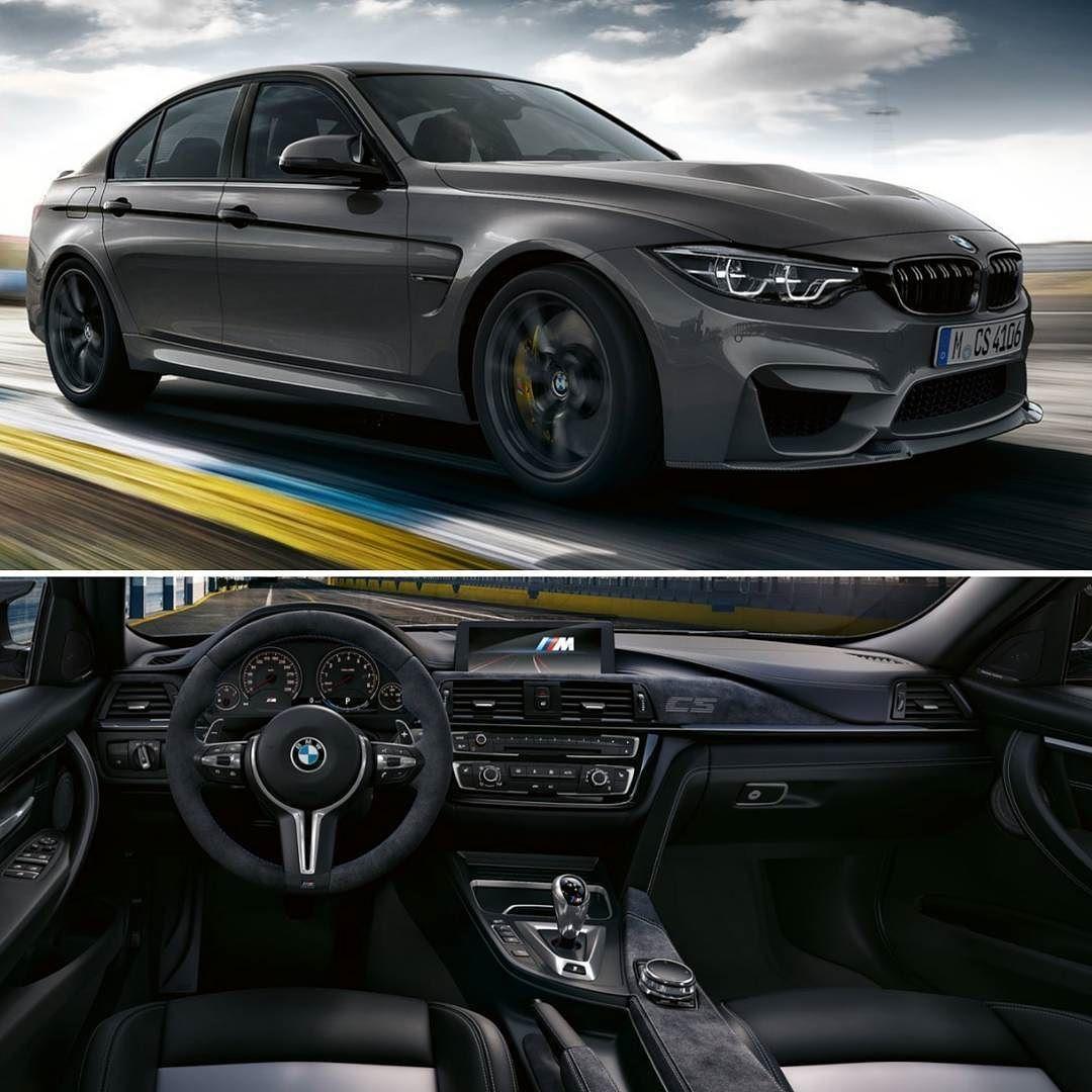BMW M3 CS 2018 Pela Primeira Vez A Marca Alemã Oferece A