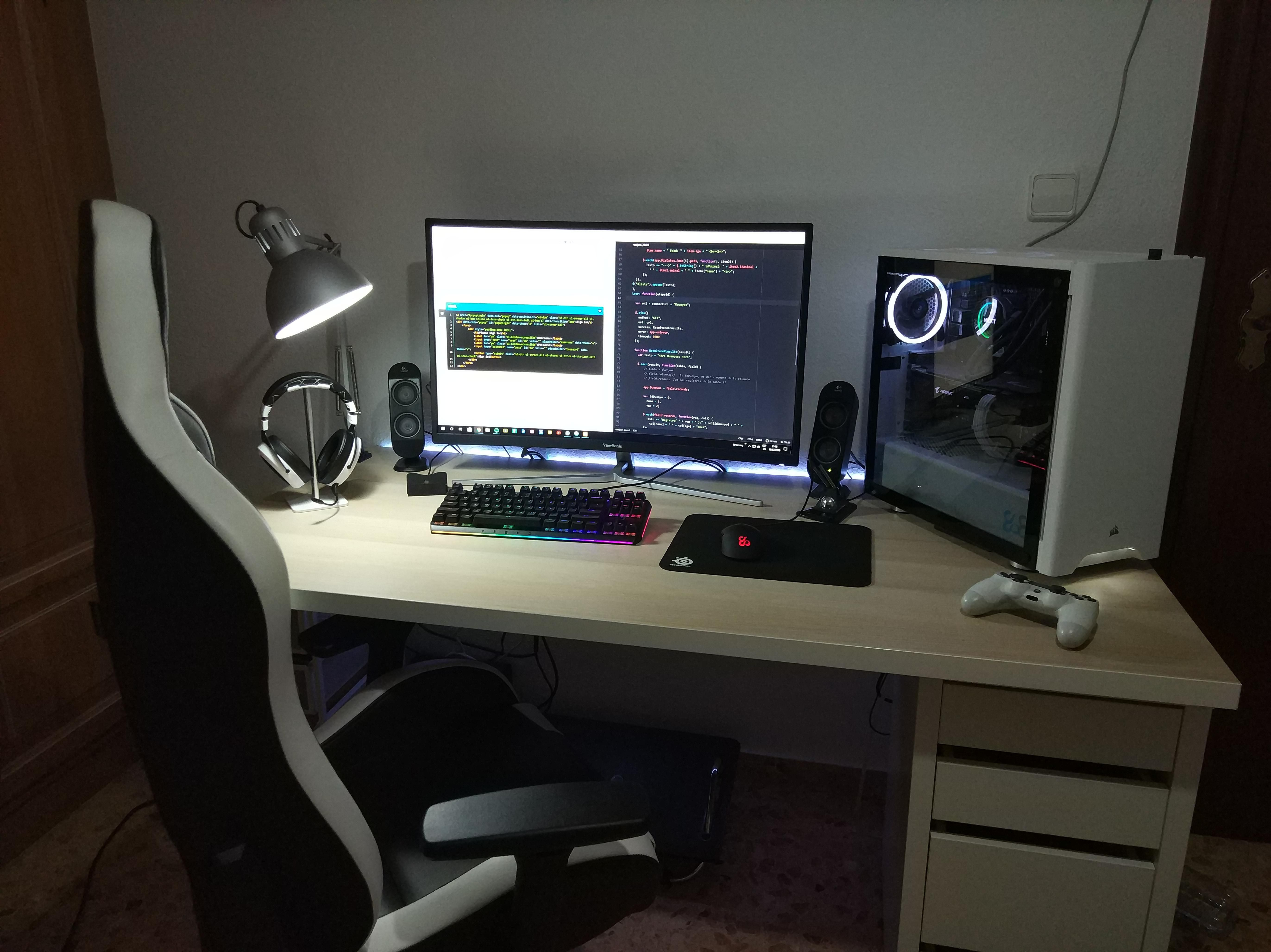 23 Best PC Gaming Chairs The Ultimate List Escritorio