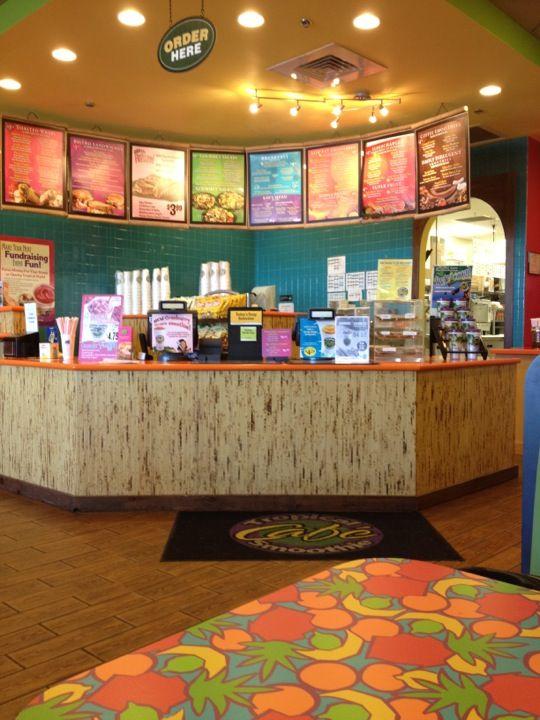 Tropical Smoothie Cafe Tropical Smoothie Cafe Tropical Smoothie Cafe