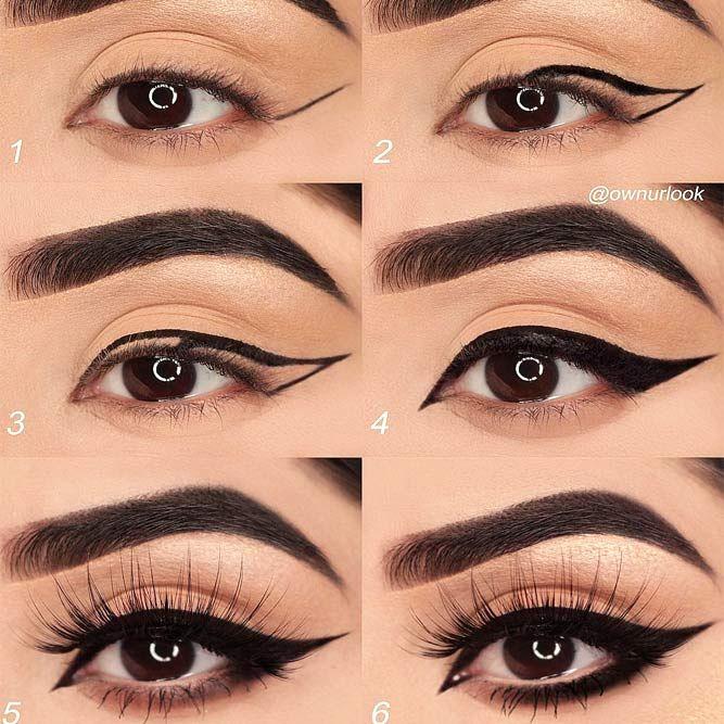 Photo of 18 Trendy Makeup Ideas For Almond Eyes – Bafbouf