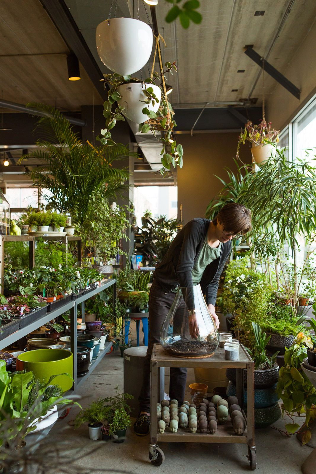 Urban Gardening-Best City Gardens In Chicago 10  Indoor gardens