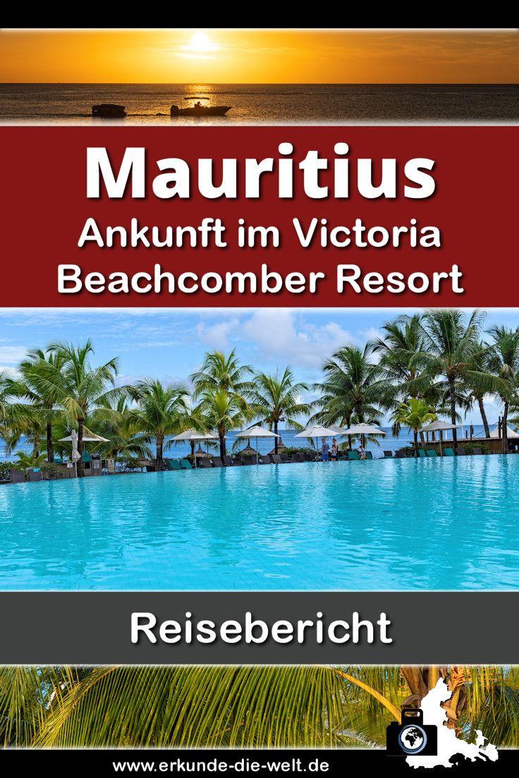 Reise nach Mauritius & Victoria Reisen