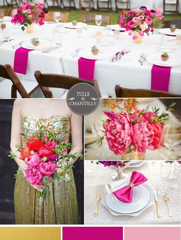 top 6 gold wedding color ideas spring summer 2015