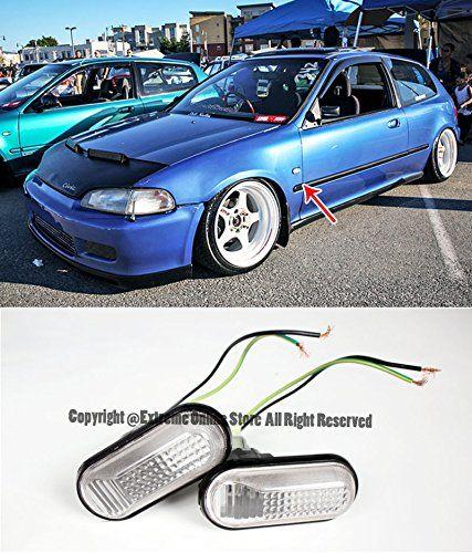Amazoncom For Honda Civic Acura Integra Front Bumper - 1997 acura integra front bumper