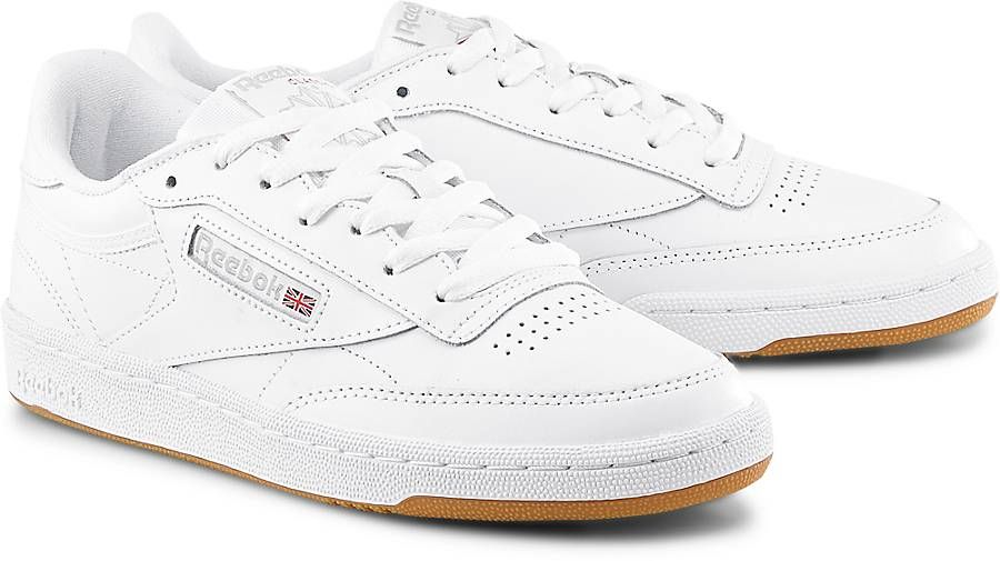 best sneakers 0d0d6 a2b28 C Reebok Classic Sneaker Gorgeous ▻görtz◅ Club Hey 85 5UqUaO