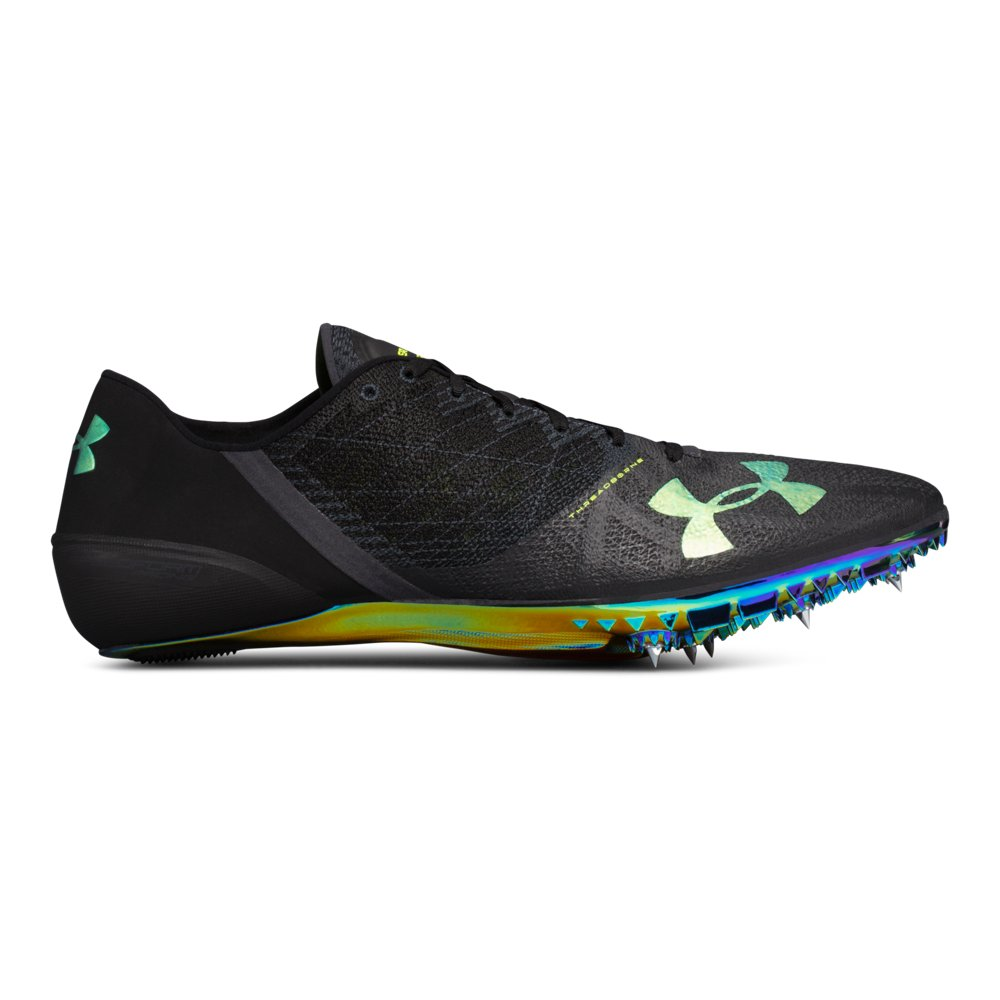 Ua Speedform Sprint 2 Track Spikes In 2021 Track And Field Shoes Track Shoes Running Shoes