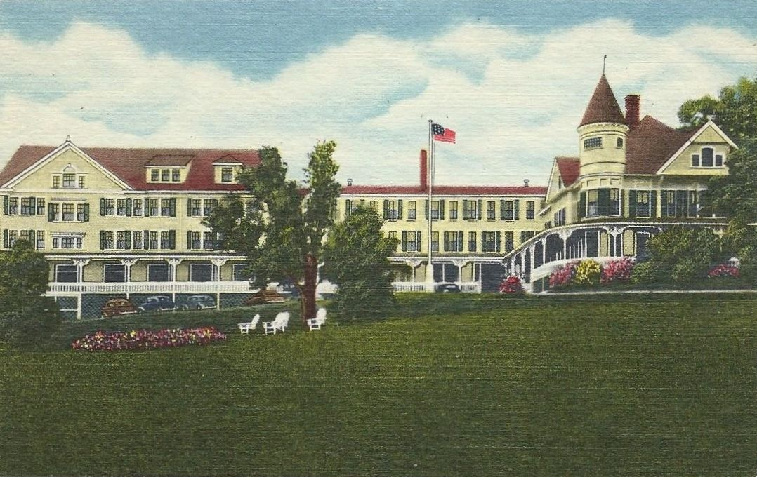 Pemigewasset Hotel, Plymouth, New Hampshire