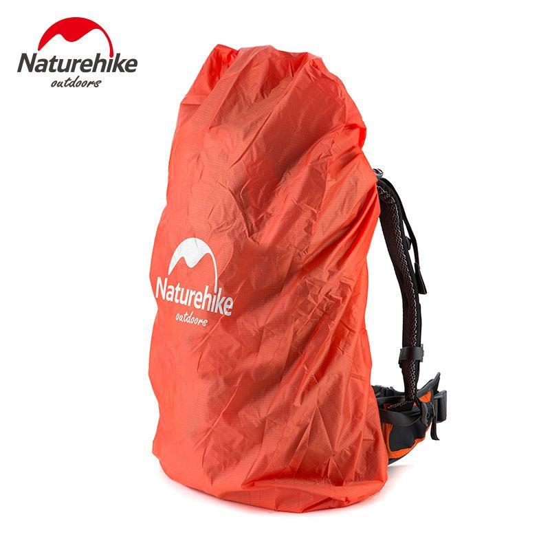 Naturehike waterdichte regenhoes rugzakken outdoor klimmen wandelen modder stof tas voor 20l 30l 50l 70l rugzak 2 kleuren