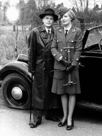 Allo Allo Herr Flick and Helga POSTER
