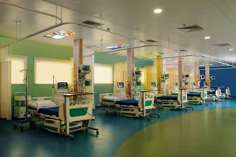 Pin on Sakra World Hospital Facility