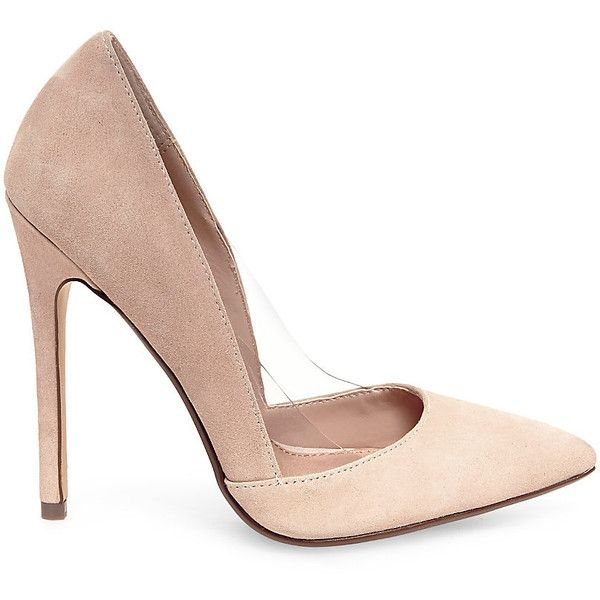 Steve Madden Women's Wileen Pumps ($100) via Polyvore featuring shoes,  pumps, steve