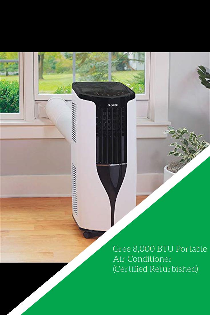 Gree 8,000 BTU Portable Air Conditioner (Certified