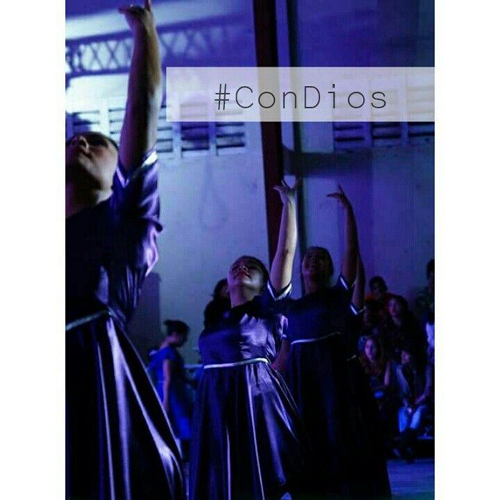 #ConDios