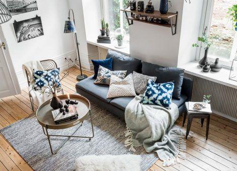 Scandinavisch Bohemian Interieur : Tips voor een scandinavische slaapkamer heerlijk slapen in een