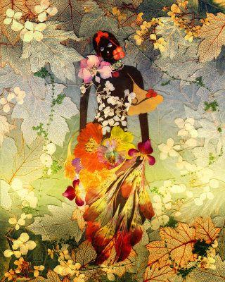 scent of a woman\u0027 Shelly Xie 他 Pinterest Flores secas, Flores - flores secas