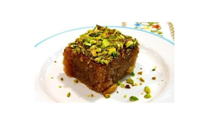 Gluten-Free Greek Halva Recipe
