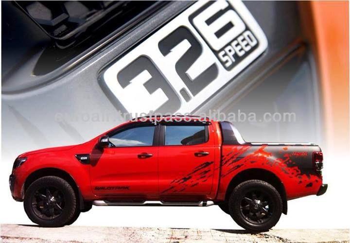 Sticker Decal For Ford Ranger T6 Wildtrak Jpg 720 500 Ford