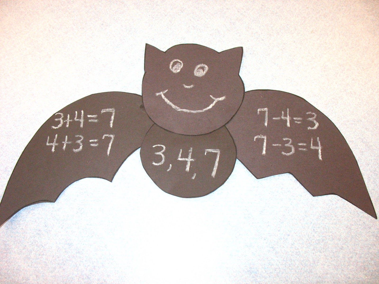 Ms Wilson S Wolves Fact Family Bat