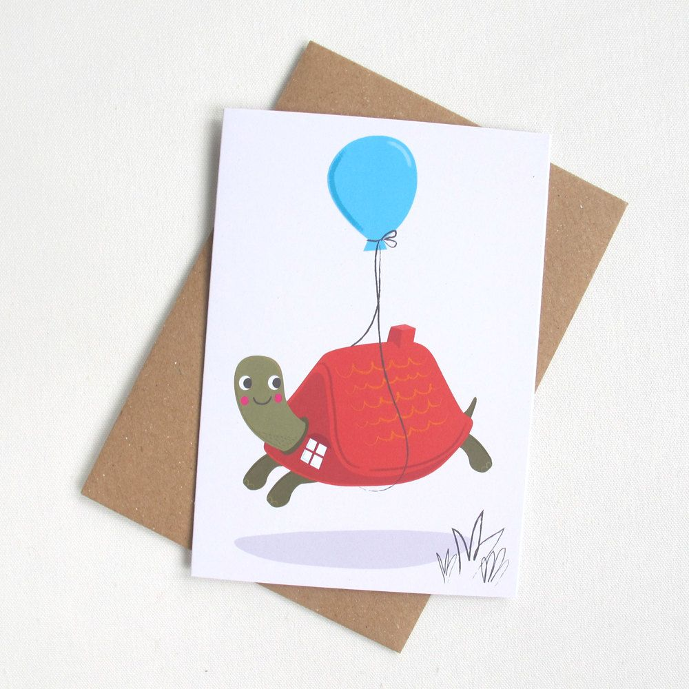 Moving card house moving card tortoise card moving on card moving card house moving card tortoise card moving on card contemporary greetings card celebration card a6 kristyandbryce Image collections