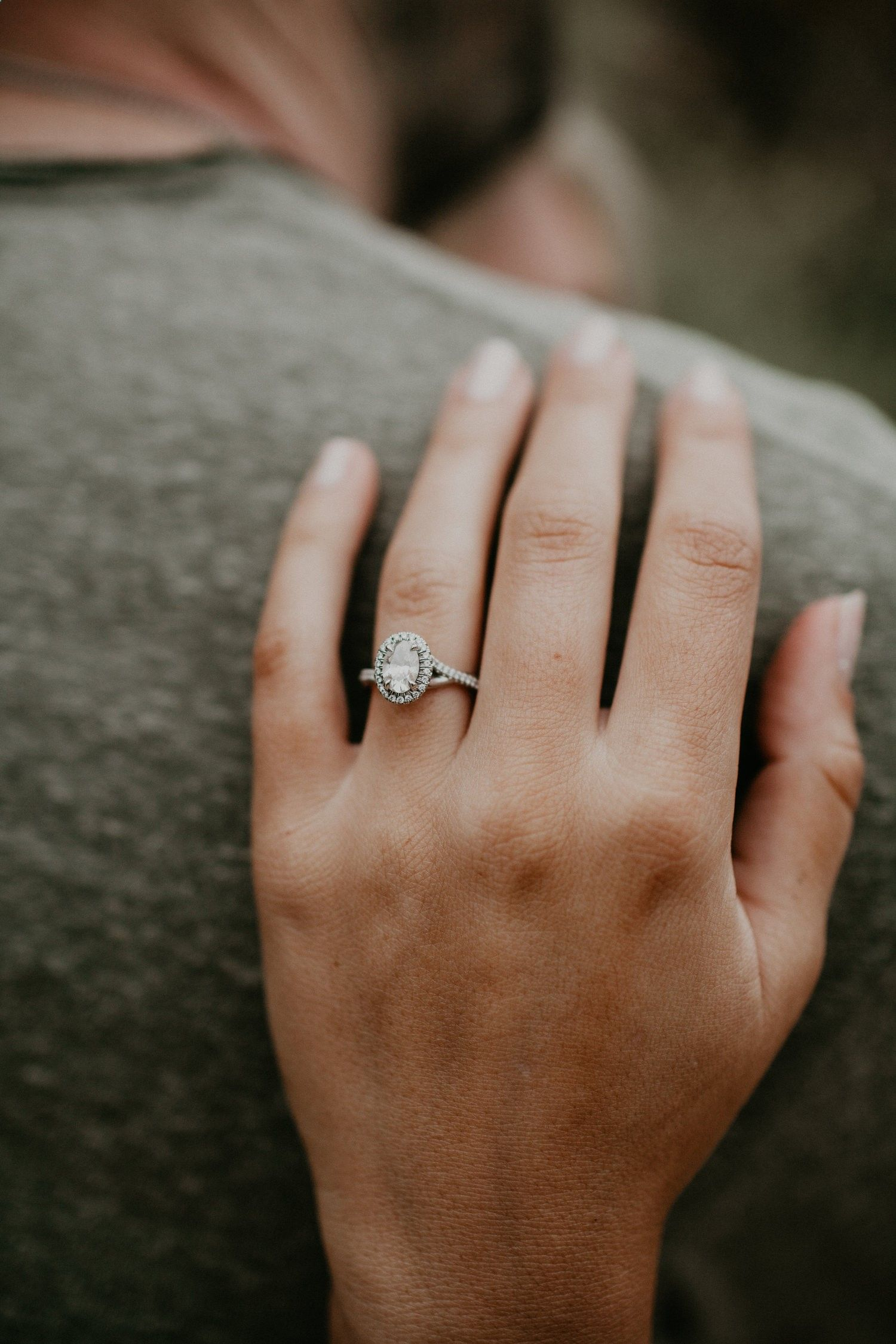 unusual photos attachment rings viewing and artsy engagement wedding of beautiful non unique diamond gallery photo with