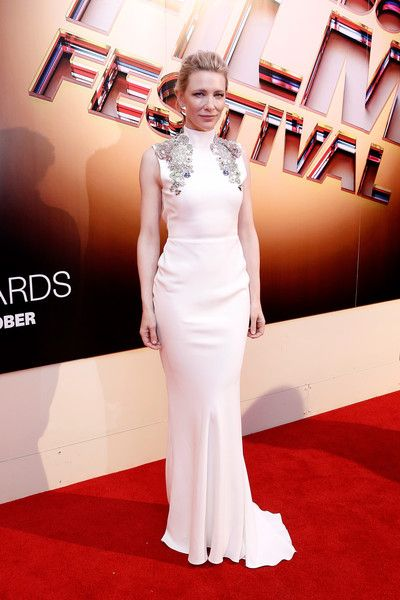 Alexander McQueen - Style Crush: Cate Blanchett on the Red Carpet - Photos