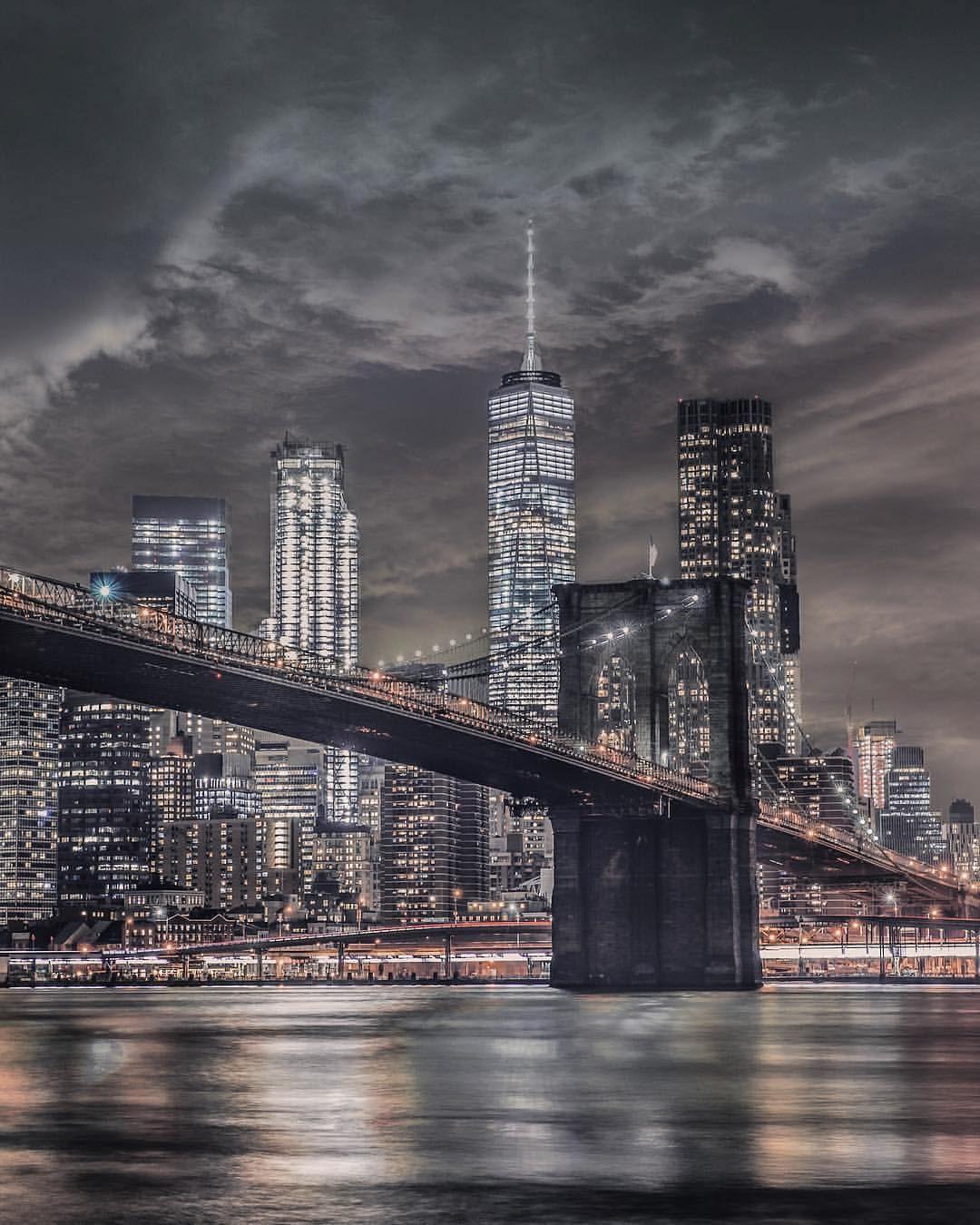 Brooklyn Bridge New York City Travel New York Pictures City Aesthetic