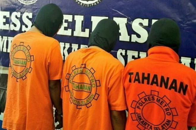 Baju Tahanan Polisi