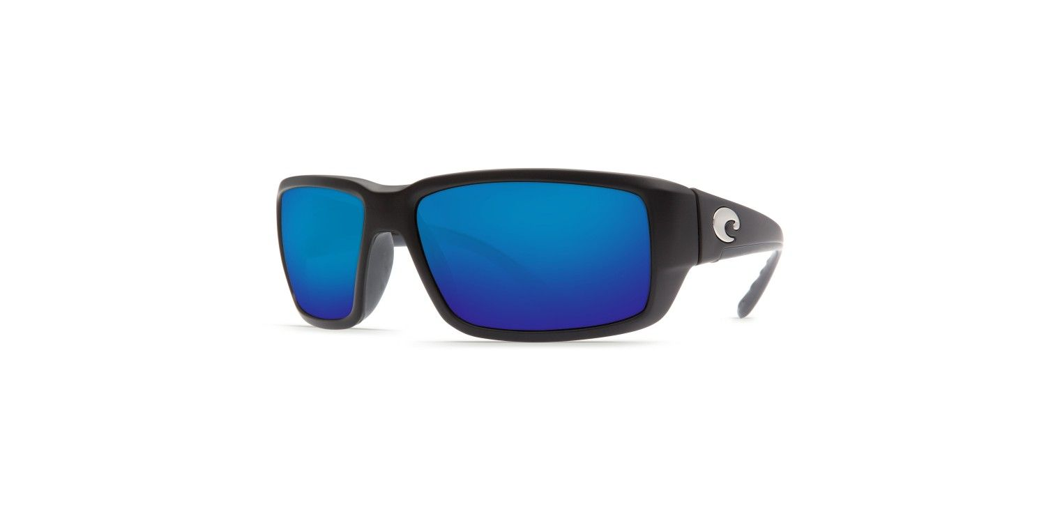 d3803d7c3d Costa Fantail - Black - Three-Four View. Blue MirrorsPrescription SunglassesMatte  ...