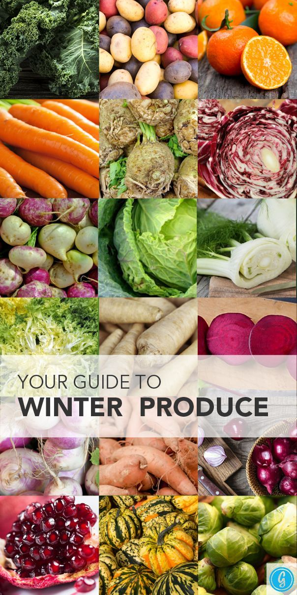 The Best Fruits And Vegetables To Eat This Winter 400 x 300