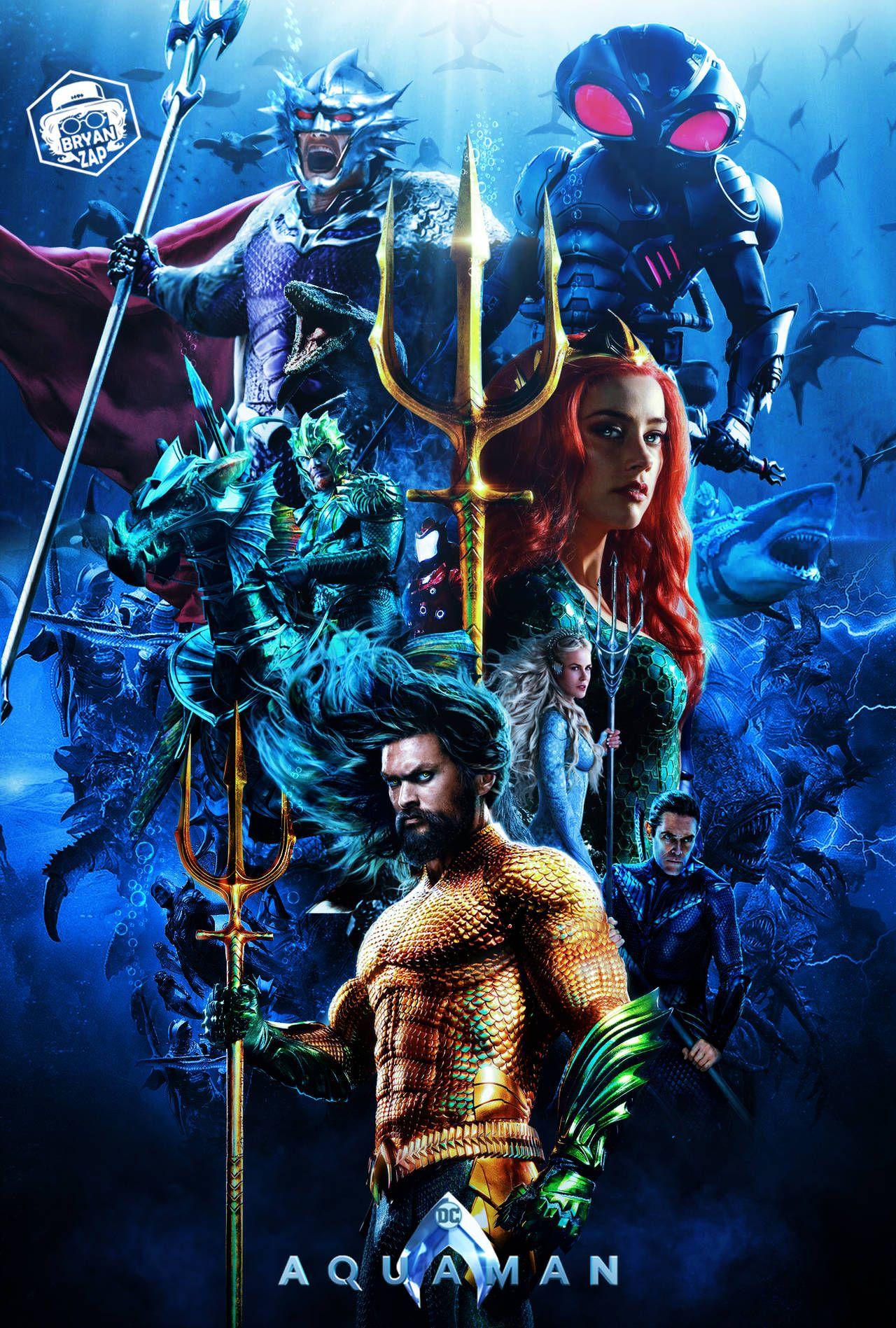 Aquaman Film 2021