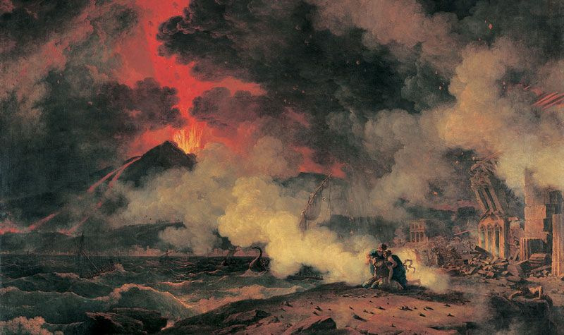 Now Available Volcanic Eruption Ash From The Historic 79 AD Of Mount Vesuvius