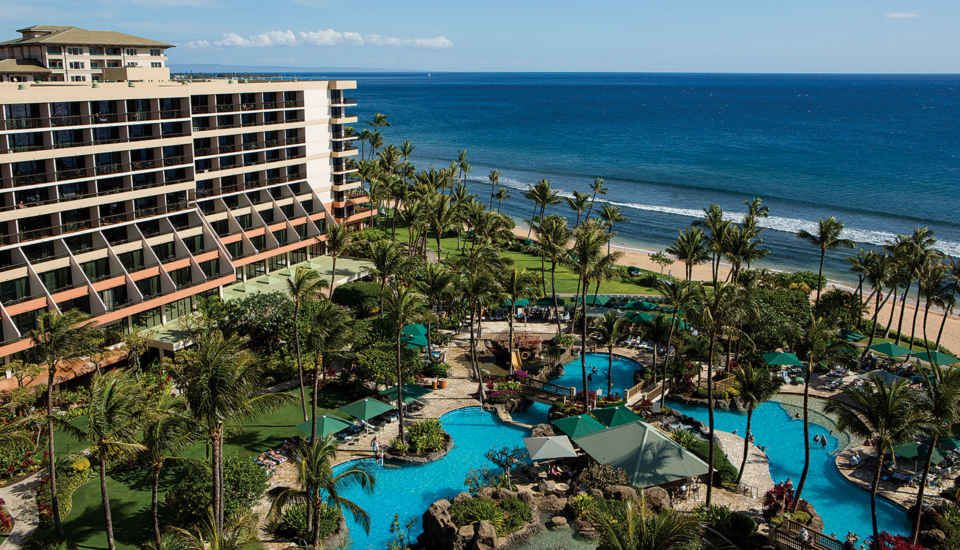 Where We Spent Our 10 Year Anniversary Marriott S Maui