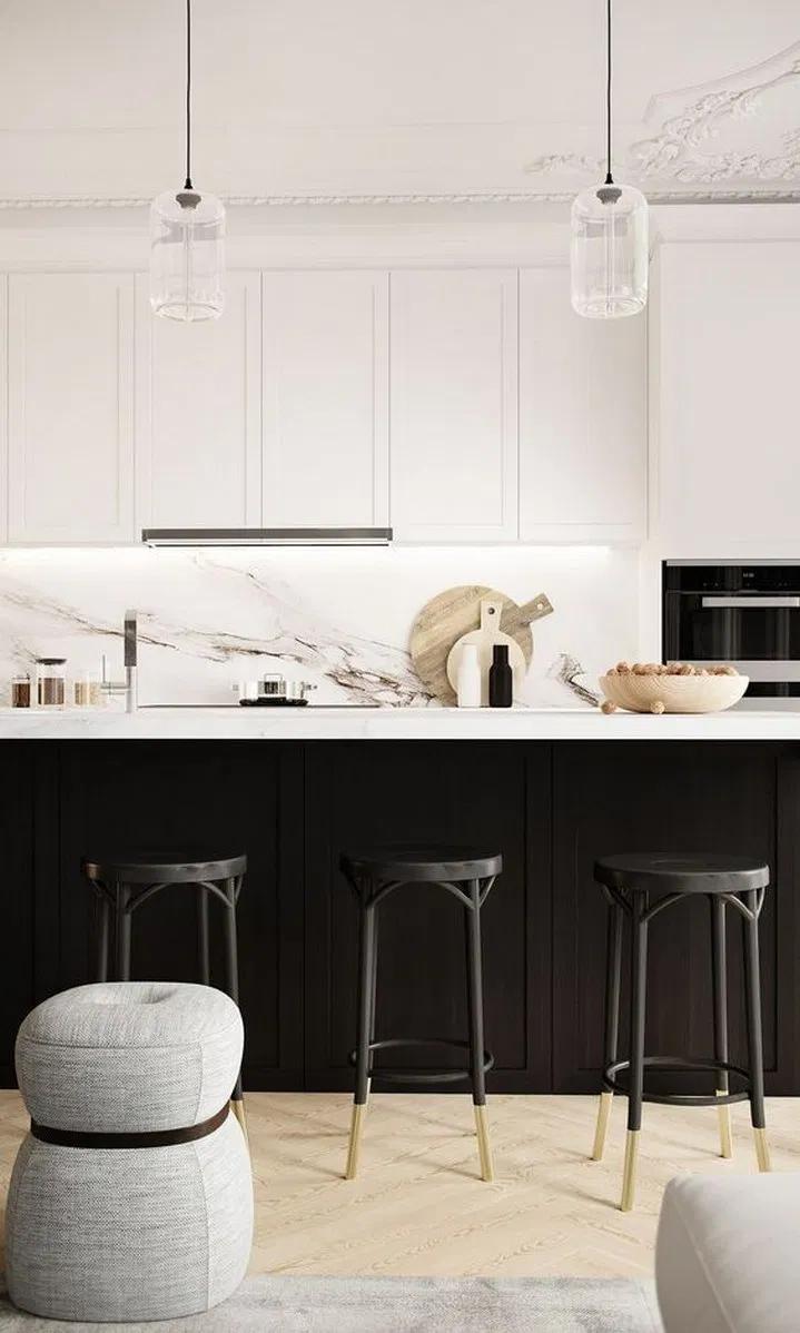 Idee Renovation Salon 12 elegant minimalist kitchen ideas,best for simple person