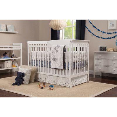 Tyler 4 In 1 Convertible 5 Piece Nursery Furniture Set Nursery