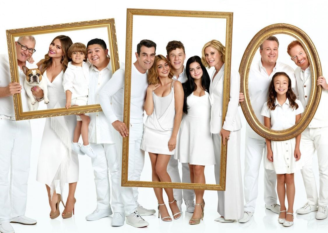 Modern Family Then And Now Modern Family Modern Family Episodes Modern Family Actors