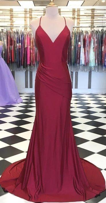 Simple Long Prom Dress 8th Graduation Dress Custom-made School Dance Dress YDP0718 : Simple Long Prom Dress 8th Graduation Dress Custom-made School Dance Dress YDP0718 #Simple #Long #Prom #schooldancedresses