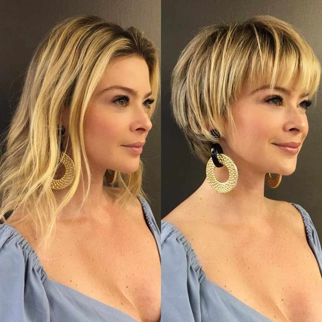 Feminine Pixie Haircuts Ideas for Women in 2020 Year  venus