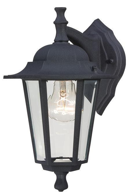 Exterior 1 Light Outdoor Wall Lantern (Set Of 2) Outdoor Wall Lighting,  Exterior