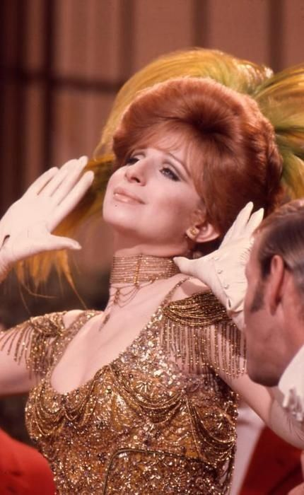 Looks I am Loving: Barbra Streisand in Hello Dolly