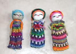Ecole Nicolas Vanier d'Allouville-Bellefosse - Fabrication de poupées-tracas