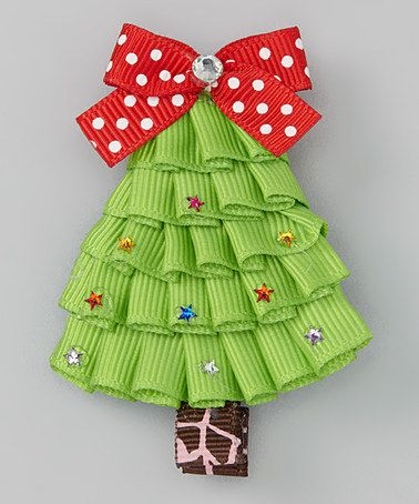 Take a look at this Tree Clip by The Hair Candy Store on #zulily today! http://www.thehaircandystore.com