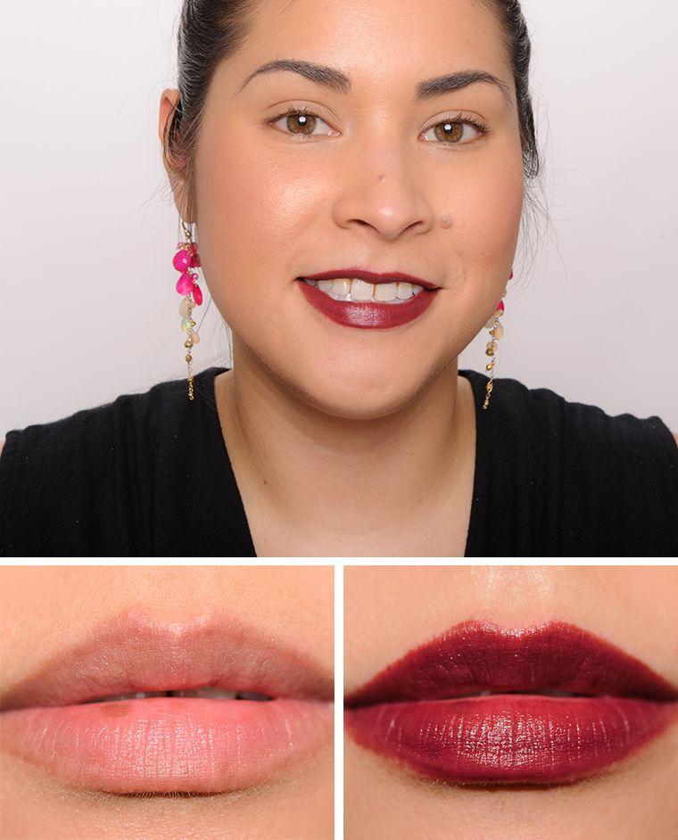 Chanel La Merveilleuse Rouge Allure Velvet Rouge Noir Rouge