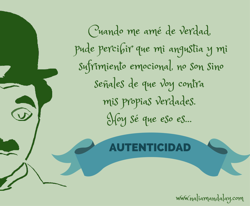Poema Frases De Charles Chaplin Cuando Me Ame De Verdad Cuando Me Ame De Verdad Frases De Autenticidad Frases