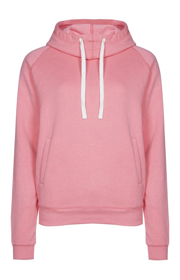 Primark - Sudadera rosa de cuello vuelto $8 | PRIMARK in ...