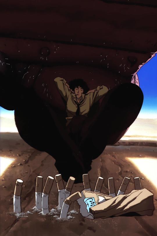 Anime Cowboy Bebop Aesthetic